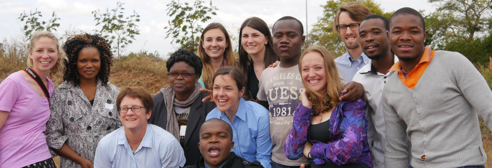 2014 CHIL and Univen Students in South Africa