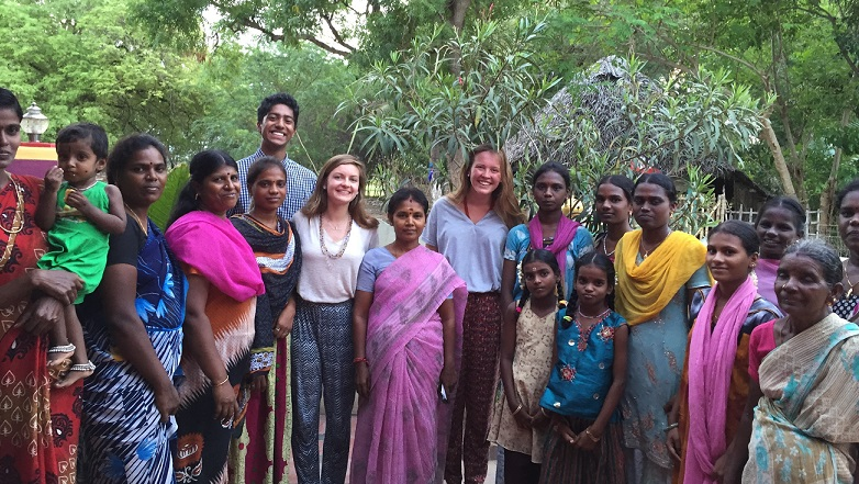 2016 Ram Family CGH Scholars in India